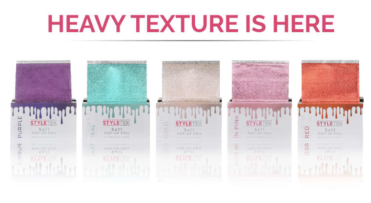 Heavy Texture is Here